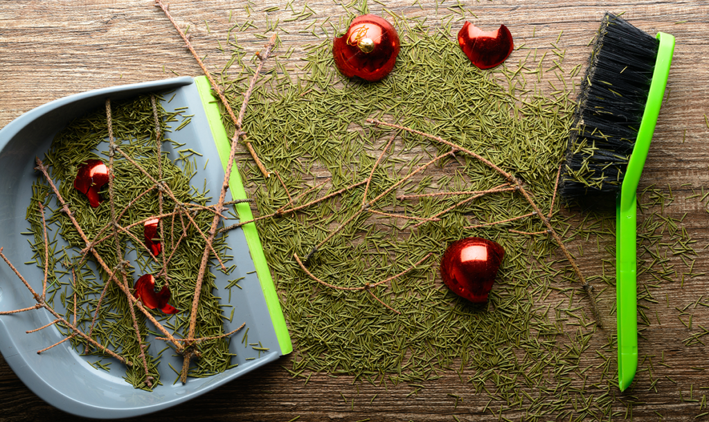 What to do with Your Christmas Tree After Christmas is Over